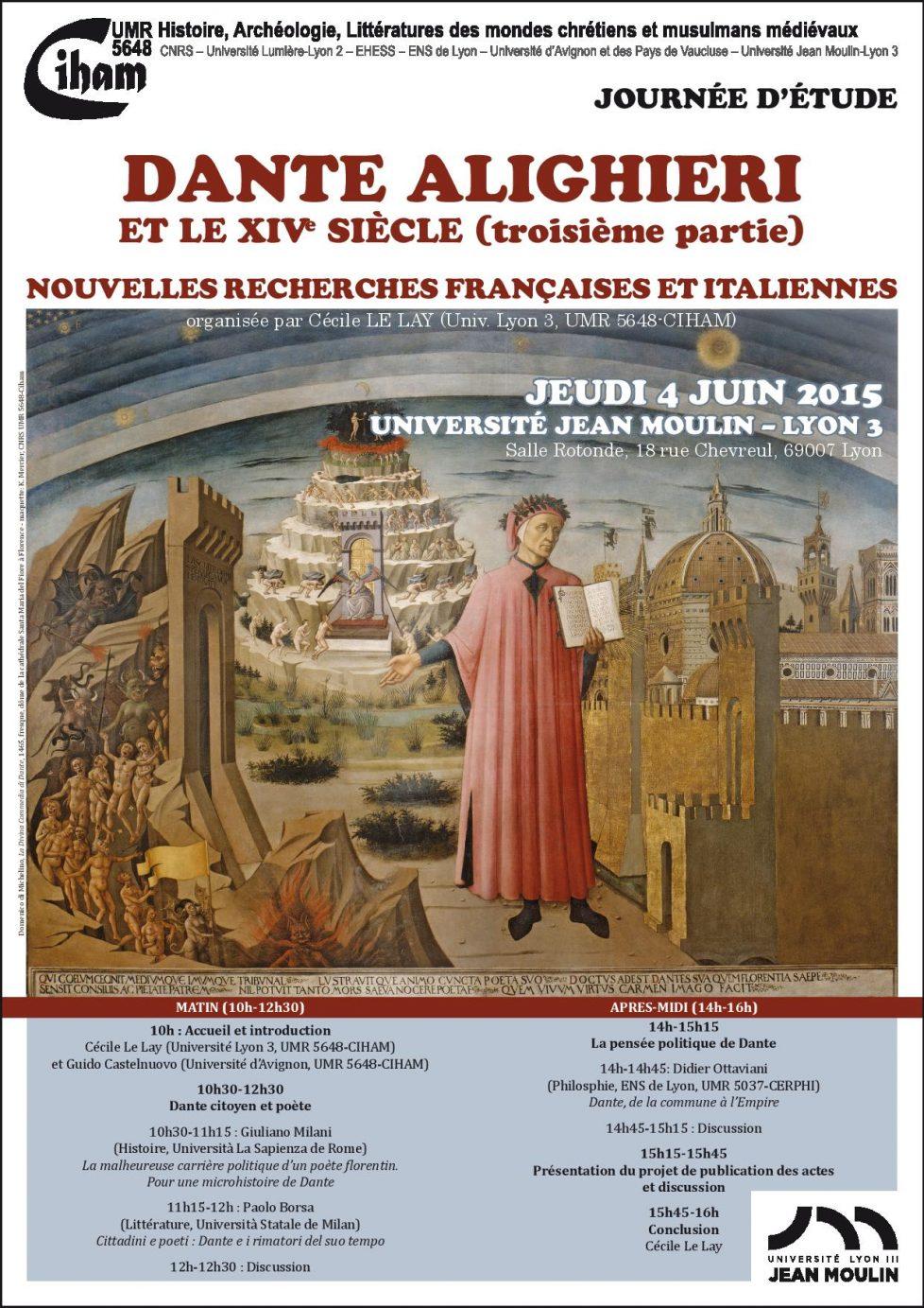 Dante Alighieri et le XIVe Siècle