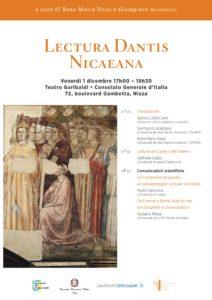 Lectura Dantis Nicaeana